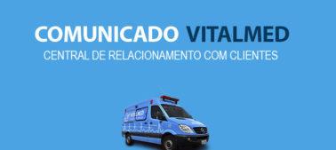 Central de Relacionamento com clientes e Televendas não funcionarão neste Sábado - 28 de Março.