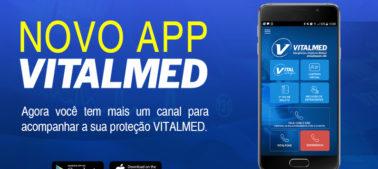 Praticidade em um toque: conheça o novo aplicativo da Vitalmed