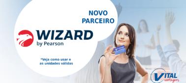 Novo parceiro Vital vantagens: Wizard – Unidades da Pituba e Vilas do Atlântico