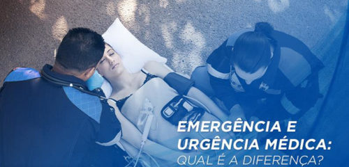 Emergência e urgência médica: qual é a diferença?