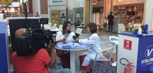 Matéria sobre o Dia do Combate a Hipertensão Arterial - Record Bahia