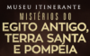 Logo - Museu Itinerante Mistérios do Egito Antigo