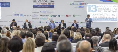 VITALMED apoia a 13º Convenção Brasileira de Hospitais