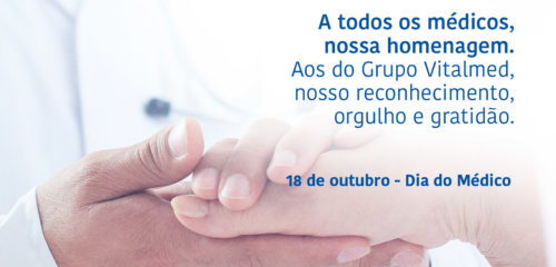 18 de Outubro - Dia do Médico