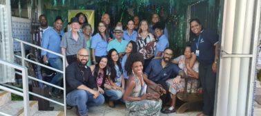 Por mais um ano consecutivo, colaboradores do Grupo Vitalmed visitam o Abrigo São Gabriel para fazer doações