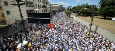 ATENÇÃO - 16/janeiro - A lavagem do Bonfim interditará algumas vias da Região