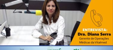 Em entrevista ao A Tarde FM, Dra. Diana Serra fala sobre mudança na rotina de emergências