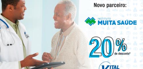 Novo parceiro no Vital Vantagens – Instituto Muita Saúde