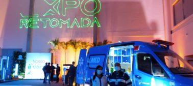 Grupo Vitalmed participou da Expo Retomada Salvador