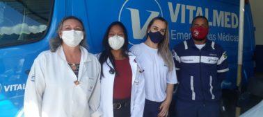 Programa de Internato em Emergência e Urgência do Grupo Vitalmed em parceria com a Escola Bahiana de Medicina está na quarta turma