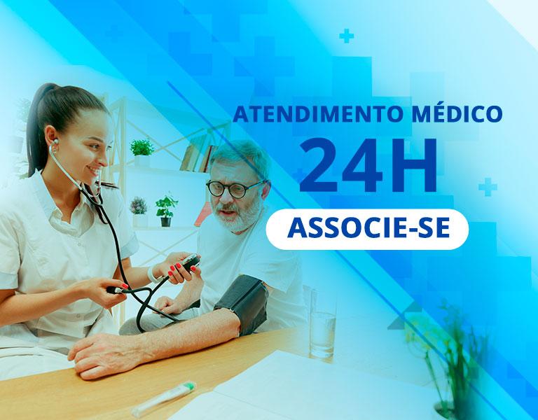 Atendimento Médico 24h